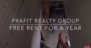 FREE RENT FOR A YEAR