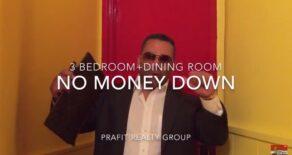 3 BEDROOM NO MONEY DOWN