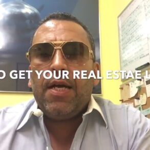 Prafit shows you how to get a real estate license in New York