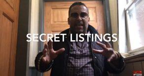 SECRET LISTINGS